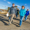 "Brett Biebuyck, assistant operations supervisor at UAF's Toolik Field Station, leads U.S. Senator Lisa Murkowski and other UAF visitors on a tour of the unique research center, located about 330 miles north of Fairbanks on Alaska's North Slope.  <div class=""ss-paypal-button"">Filename: AAR-13-3929-228.jpg</div><div class=""ss-paypal-button-end""></div>"