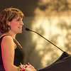 "Lorna Shaw, recipient of the School of Management's 2014 Business Leader of the Year award, addresses the audience during the annual banqute April 18 in the Westmark hotel.  <div class=""ss-paypal-button"">Filename: AAR-14-4154-303.jpg</div><div class=""ss-paypal-button-end""></div>"
