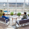 "Ibrahim Ilhan, left, and Nilesh Chandrakant Dixit hold a discussion in the third floor lobby of the Reichardt Building on the Fairbanks campus.  <div class=""ss-paypal-button"">Filename: AAR-12-3386-09.jpg</div><div class=""ss-paypal-button-end"" style=""""></div>"