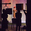 "Cast members rehearse a scene from Theatre UAF's  production of ""Nickel and Dimed"" in the Salisbury Theatre.  <div class=""ss-paypal-button"">Filename: AAR-13-3974-1.jpg</div><div class=""ss-paypal-button-end"" style=""""></div>"