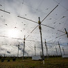"A look at part of the antenae array at the High Frequency Active Auroral Research Program (HAARP) facility in Gakona. The facility was built and operated by the U.S. military before its official transfer to UAF's Geophysical Institute in August 2015.  <div class=""ss-paypal-button"">Filename: AAR-15-4600-050.jpg</div><div class=""ss-paypal-button-end""></div>"