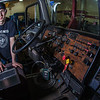 "Jordan Young runs diagnostics on a big truck in the diesel mechanics lab at the Hutchison Institute of Technology.  <div class=""ss-paypal-button"">Filename: AAR-12-3312-186.jpg</div><div class=""ss-paypal-button-end"" style=""""></div>"