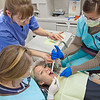 "Students in UAF's Community and Technical College Dental Assisting program practice procedures in their 4th floor training facility in CTC building downtown.  <div class=""ss-paypal-button"">Filename: AAR-12-3293-067.jpg</div><div class=""ss-paypal-button-end"" style=""""></div>"
