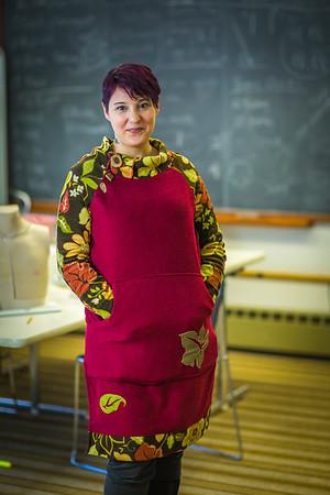 Katie Elanna is studying nursing at UAF's Northwest Campus in Nome.  Filename: AAR-16-4865-399.jpg