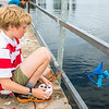 "Alaska Summer Research Academy participants test their remotely operated underwater vehicles at the Chena Lake Recreation Area on Thursday, July 28.  <div class=""ss-paypal-button"">Filename: AAR-16-4943-105.jpg</div><div class=""ss-paypal-button-end""></div>"