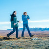 """Donie Bret-Harte, associate science director at UAF's Toolik Field Station, explains some of the research efforts underway near the arctic facility with U.S. Senator Lisa Murkowski during a brief tour in Sept. 2013.  <div class=""""ss-paypal-button"""">Filename: AAR-13-3929-361.jpg</div><div class=""""ss-paypal-button-end""""></div>"""