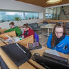 "Undergraduates Danielle Woodard, left, Robin Palmer and Trystin Hodge study between classes in a common area in the Reichardt Building on the Fairbanks campus.  <div class=""ss-paypal-button"">Filename: AAR-12-3386-48.jpg</div><div class=""ss-paypal-button-end"" style=""""></div>"