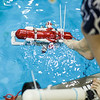 "Middle school students try out their recently built remotely operated vehicles inside the Hamme Pool as part of the Alaska Summer Research Academy.'  <div class=""ss-paypal-button"">Filename: AAR-13-3861-51.jpg</div><div class=""ss-paypal-button-end"" style=""""></div>"