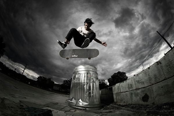 mark eyestone skateboarding