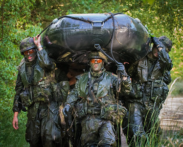 Training of soldiers, Danish Reconnaissance Battalion