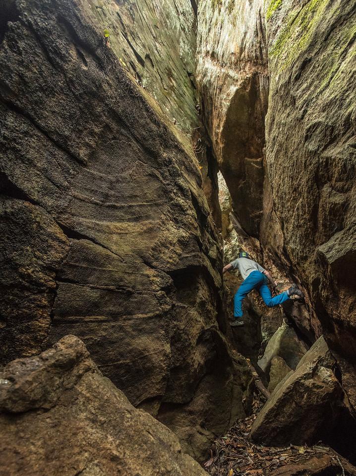 Split Canyon