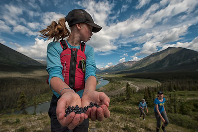 Wind River, Yukon Territory, Canada, Maya Cairns-Locke, Kennedy Cairns-Locke, Ava Cairns-Locke, Terri Cairns, Sophia Flathers, Val Mather