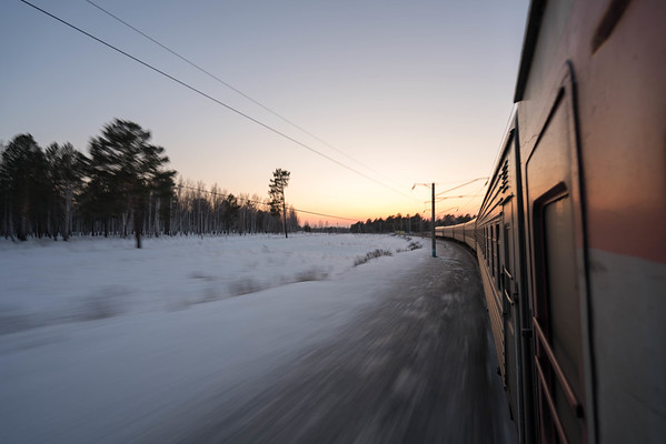 Trans Siberian Express II