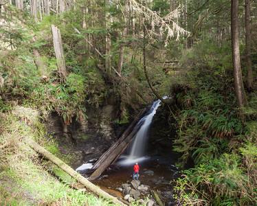 Juan de Fuca Trail, Vancouver Island, British Columbia