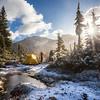 Frosty Mountain Morning, Pemberton, BC