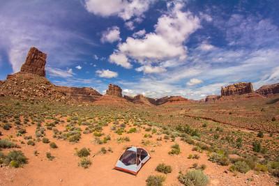 Southern Utah Camp