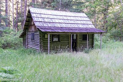 Cabin at Michaels Ranch.