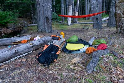 My camp at Humes Ranch.