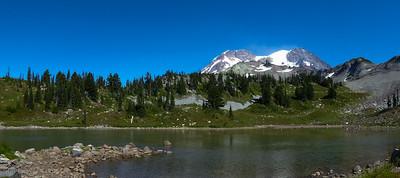 St. Andrews Lake panorama.