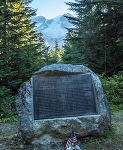 Marine Memorial, Round Pass, MORA