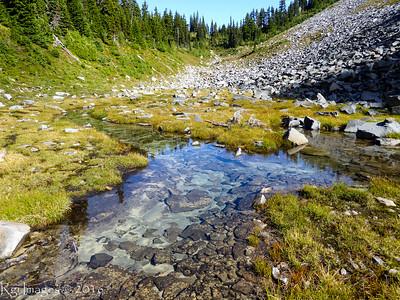 Upper St. Andrew Creek drainage