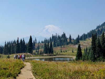 Tipsoo Peak loop trail