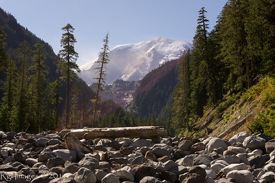 The Mountain from the Carbon River