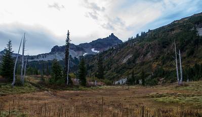 Unicorn Peak, Tatoosh Range, Mount Rainier National Park