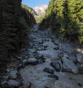 South Puyallup River.