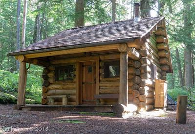 St. Andrews patrol cabin.