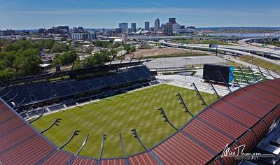 Lynn Family Soccer Stadium - Louisville, KY
