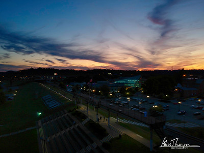 New Albany Sunset