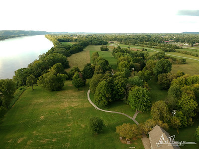 Aerial View - Farnsley Moreman - Louisville, KY