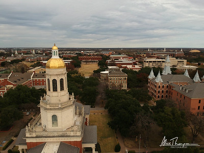 Baylor University campus - Waco, TX