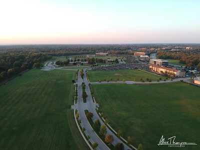 UofL Shelbyhurst Campus from 247 Feet