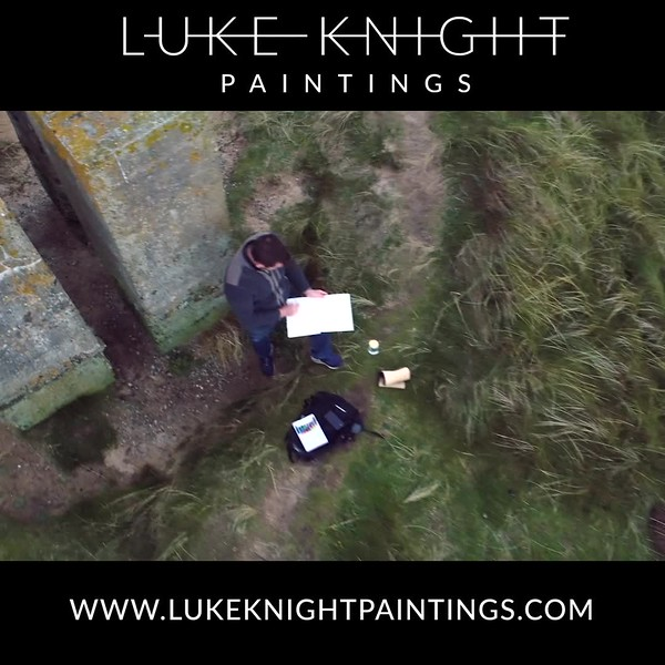 This video is a lovely project I was involved in, providing some aerial footage for an amazing local artist ... to see the full film go to: https://www.lukeknightpaintings.com #supportyourlocalartists
