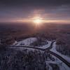 Ashokan Sunrise
