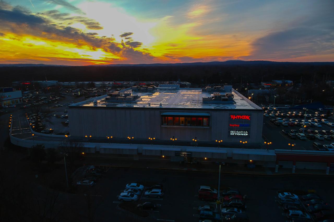 Fashion Center Sunset - Paramus, New Jersey