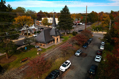 Demarest Train Station - Demarest