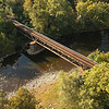 New York Susquehanna and Western Railroad Bridge - Oakland