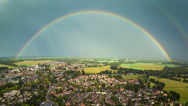 Holten from above
