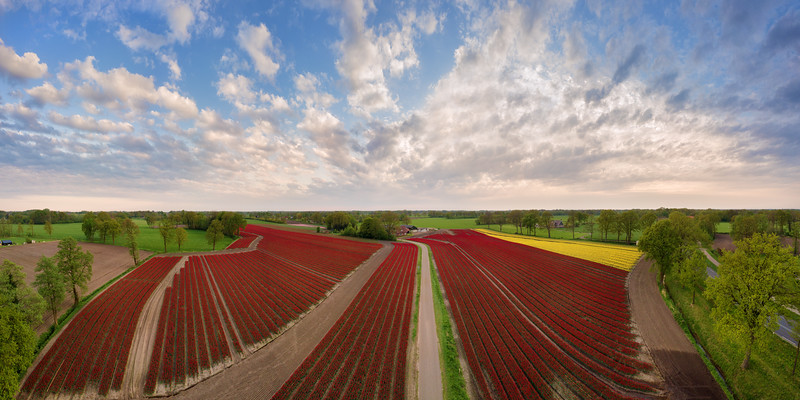 Twente from above