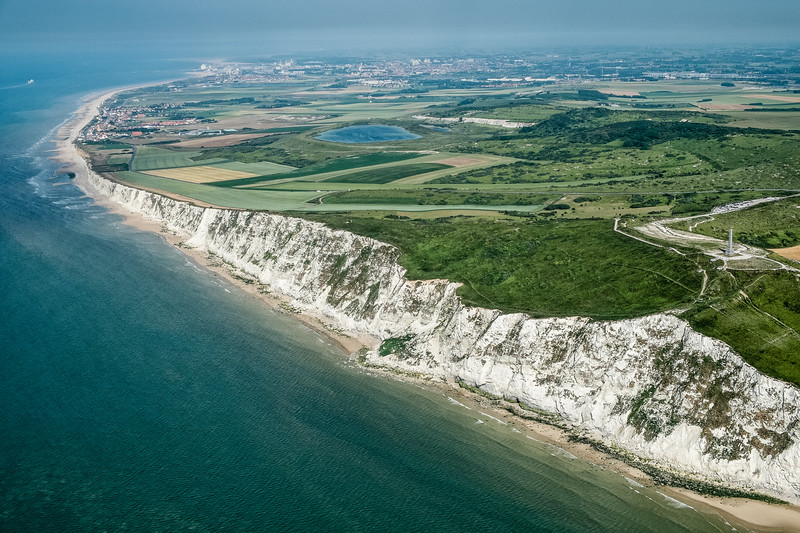 Pic(k) of the week 30: Bird's-eye view on Cap Blanc Nez