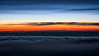 Sunset over Baffin Island