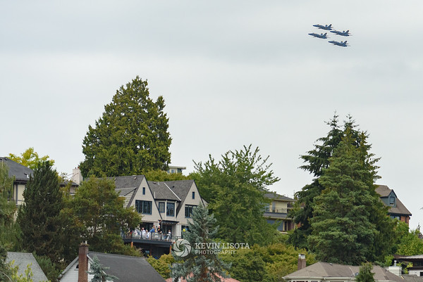 Blue Angels - Seafair 2016