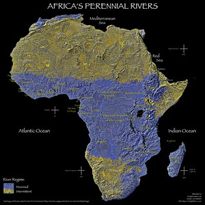 Africa's Perennial Rivers