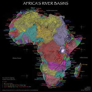 Africa's River Basins