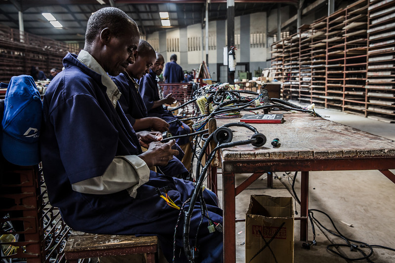 Kenyan Automobile Electrical Factory