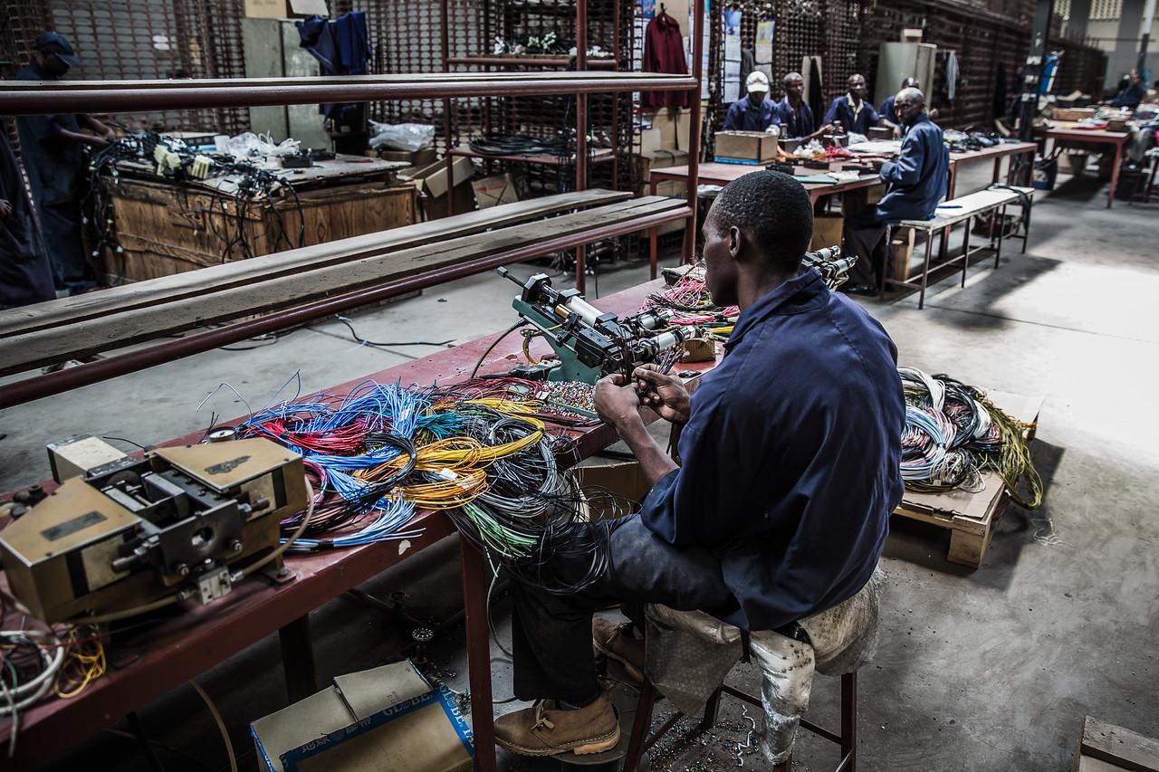 Kenyan Automobile Electrical Factory