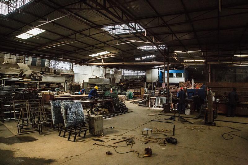 Kenyan Factory